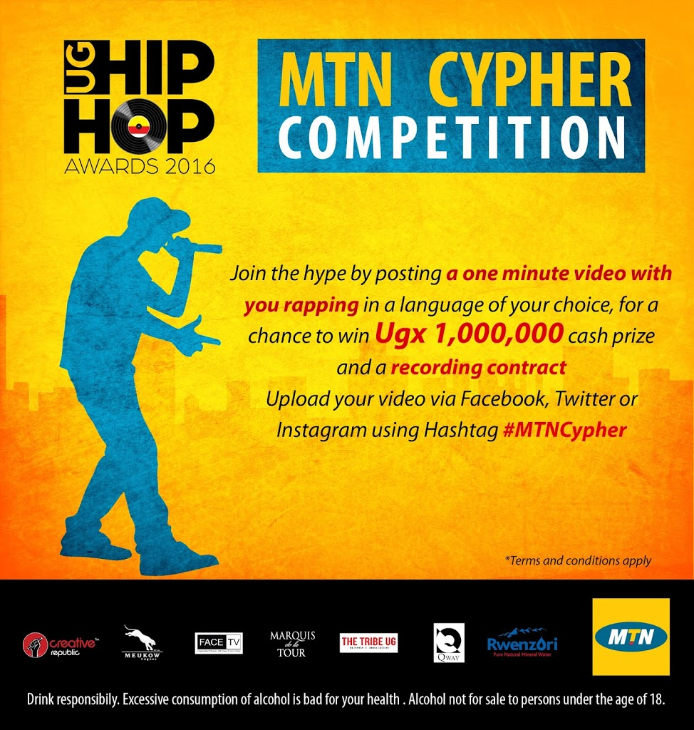 Win UGX. 1M with the MTN Cypher Competition.