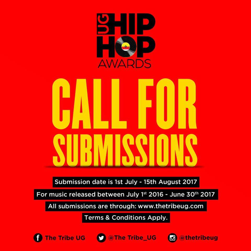 UG Hip-Hop Awards 2017 Submissions Now Open.