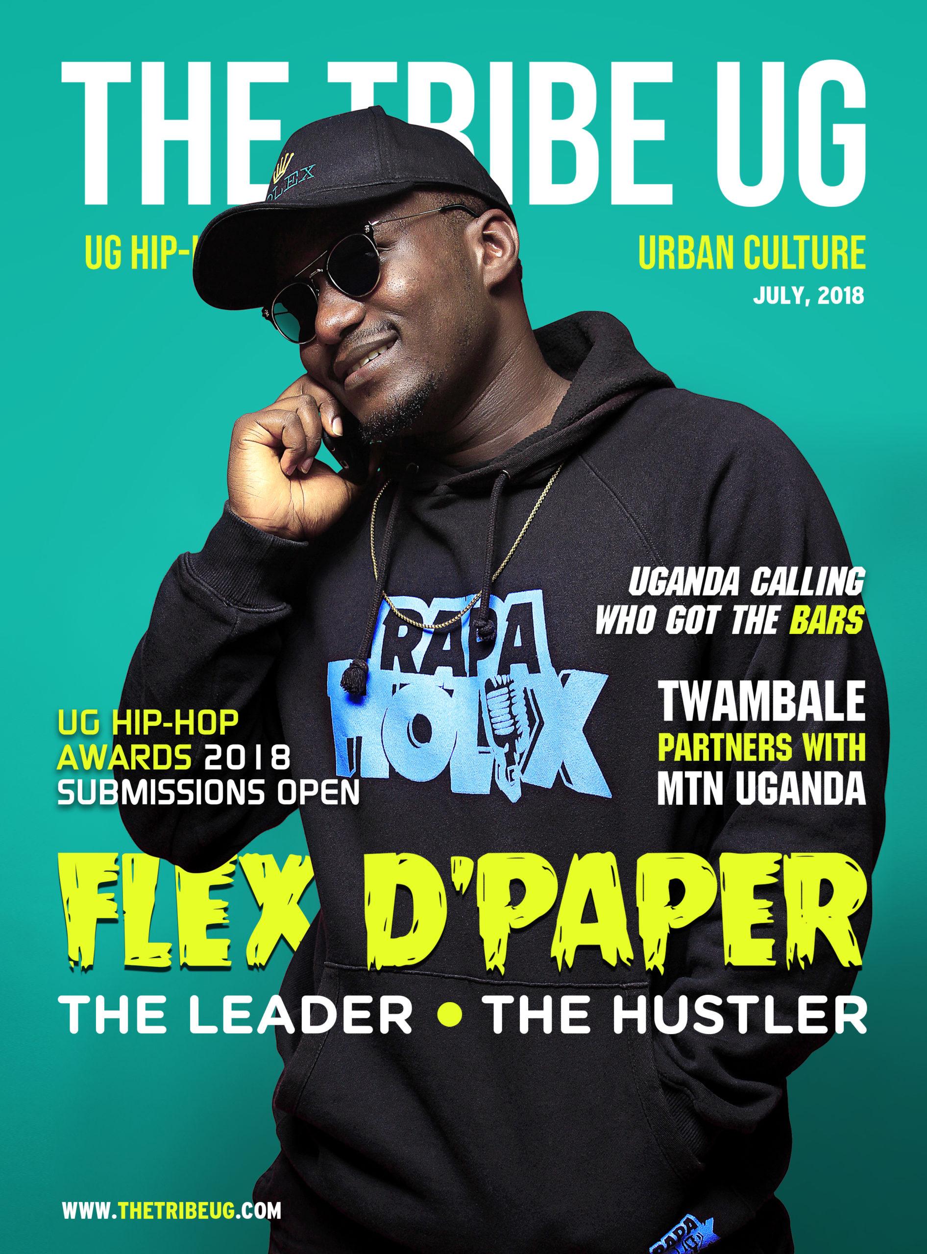 Flex D'Paper Cover Story