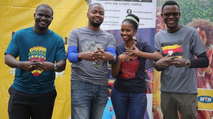 EXCLUSIVE: Twambale Apparel Partners With MTN Uganda.