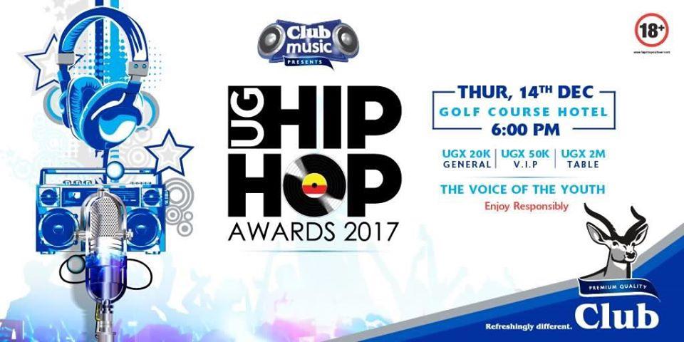 UG HIP-HOP AWARDS 2017: Voting Opens.