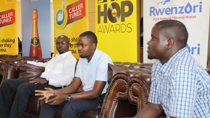 UG Hip-Hop Awards 2016 Press Conference.